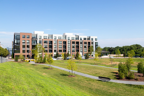 CBG builds The Haven at National Harbor, a LEED®-Certified Condominium Community with Amenities and Below-Grade Parking in National Harbor, MD - Image #11