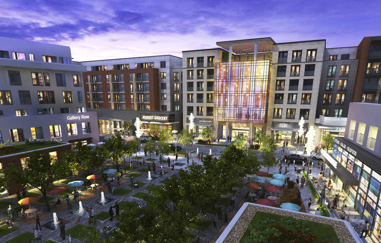 CBG builds The Hartley, a 323-Unit LEED® Silver Mixed-Use Community within Master Plan in Washington, DC