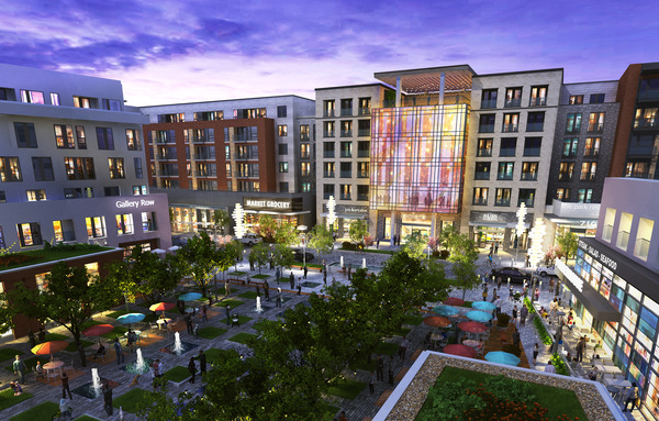 CBG builds The Hartley, a 323-Unit LEED® Silver Mixed-Use Community within Master Plan in Washington, DC - Image #1
