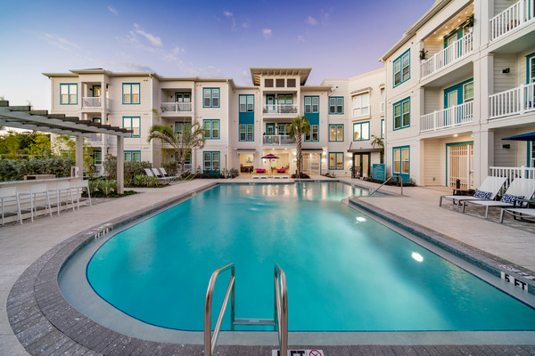 CBG builds The Rosery, a 224-Unit Luxury Apartment Community Across Four Buildings in Largo, FL - Image #3