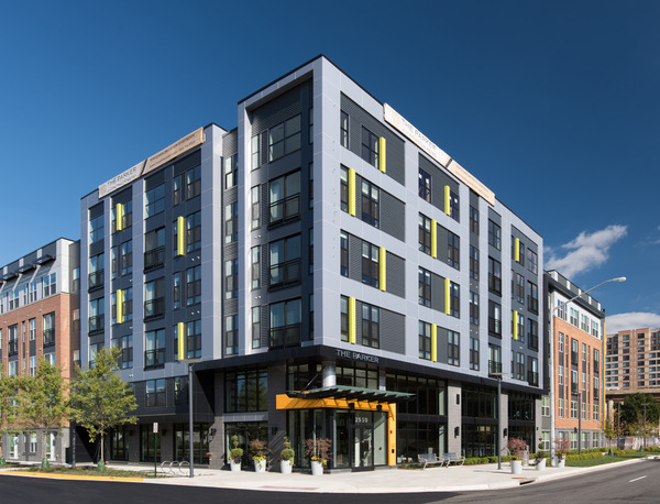CBG builds The Parker, a 360-Unit Market-Rate Apartment Community with Amenities in Alexandria, VA - Image #1