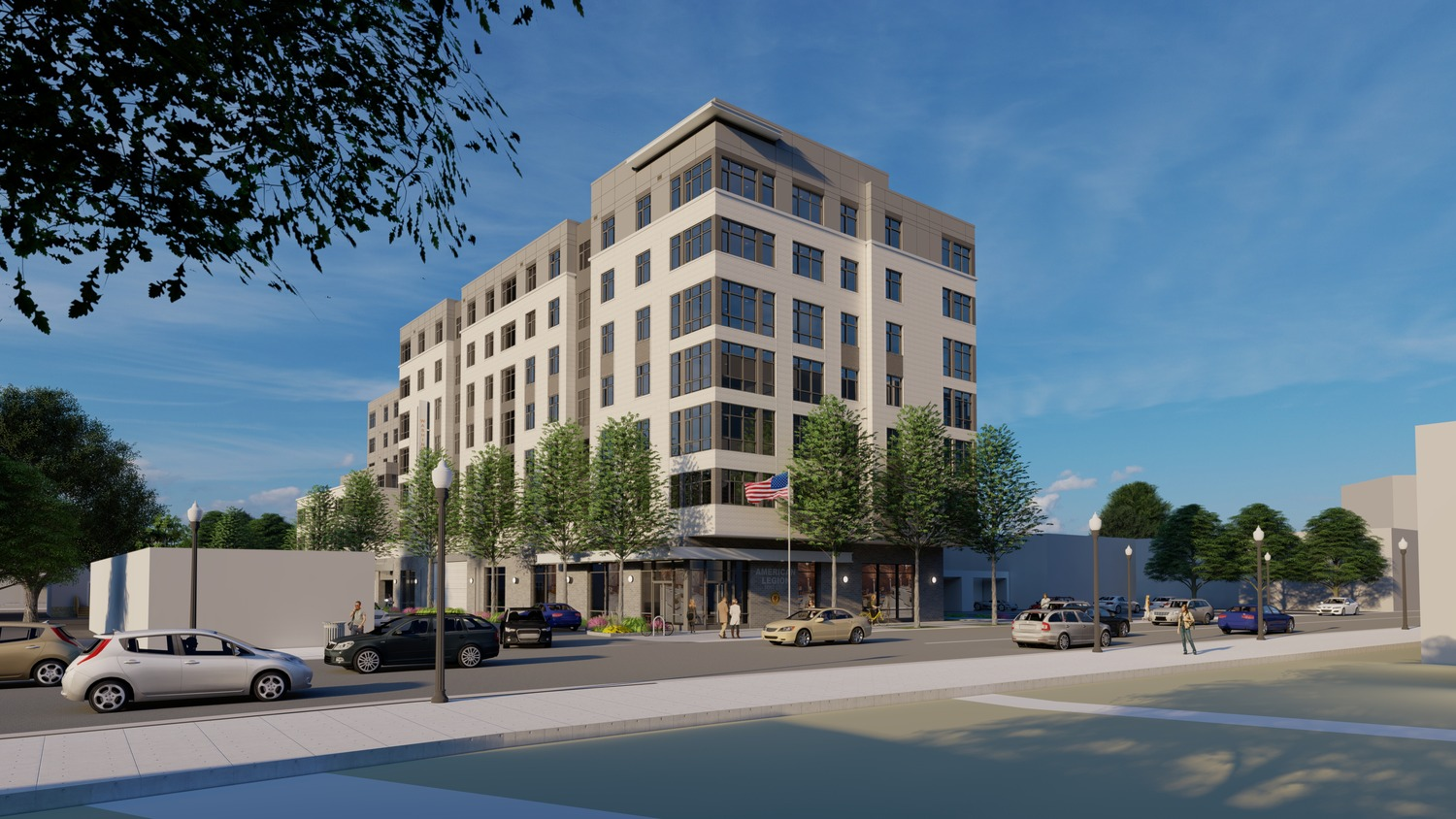 CBG builds Terwilliger Place, a Seven-Story, 160-Unit Affordable Community with Amenities and Retail in Arlington, VA - Image #2