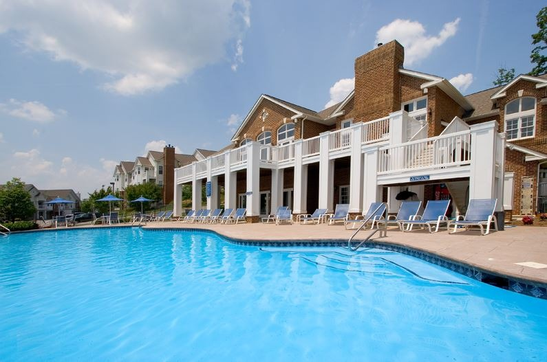 """CBG builds Carriage Hill Phase II, a 140-Unit Class A """"Big House"""" Apartment Community in Charlottesville, VA - Image #7"""