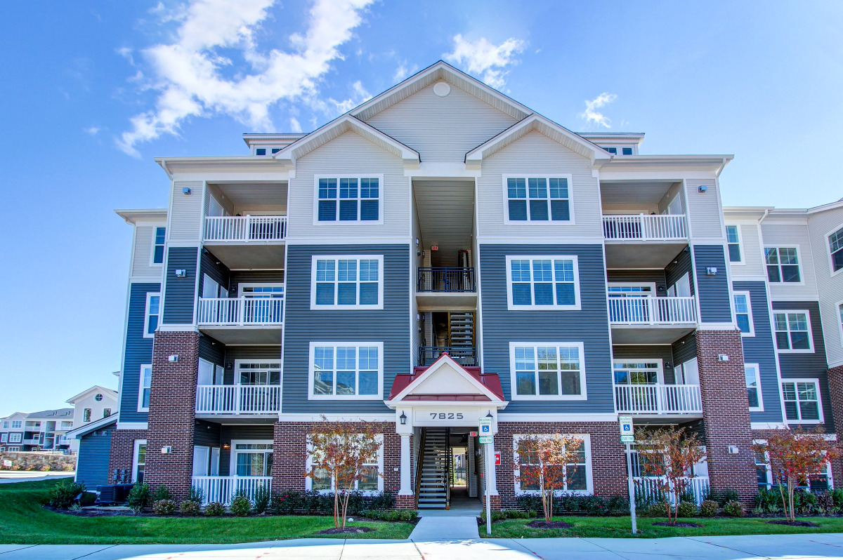 CBG builds The Elms at Shannon's Glen, a 364-Unit Garden-Style Multifamily Community in Jessup, MD - Image #1
