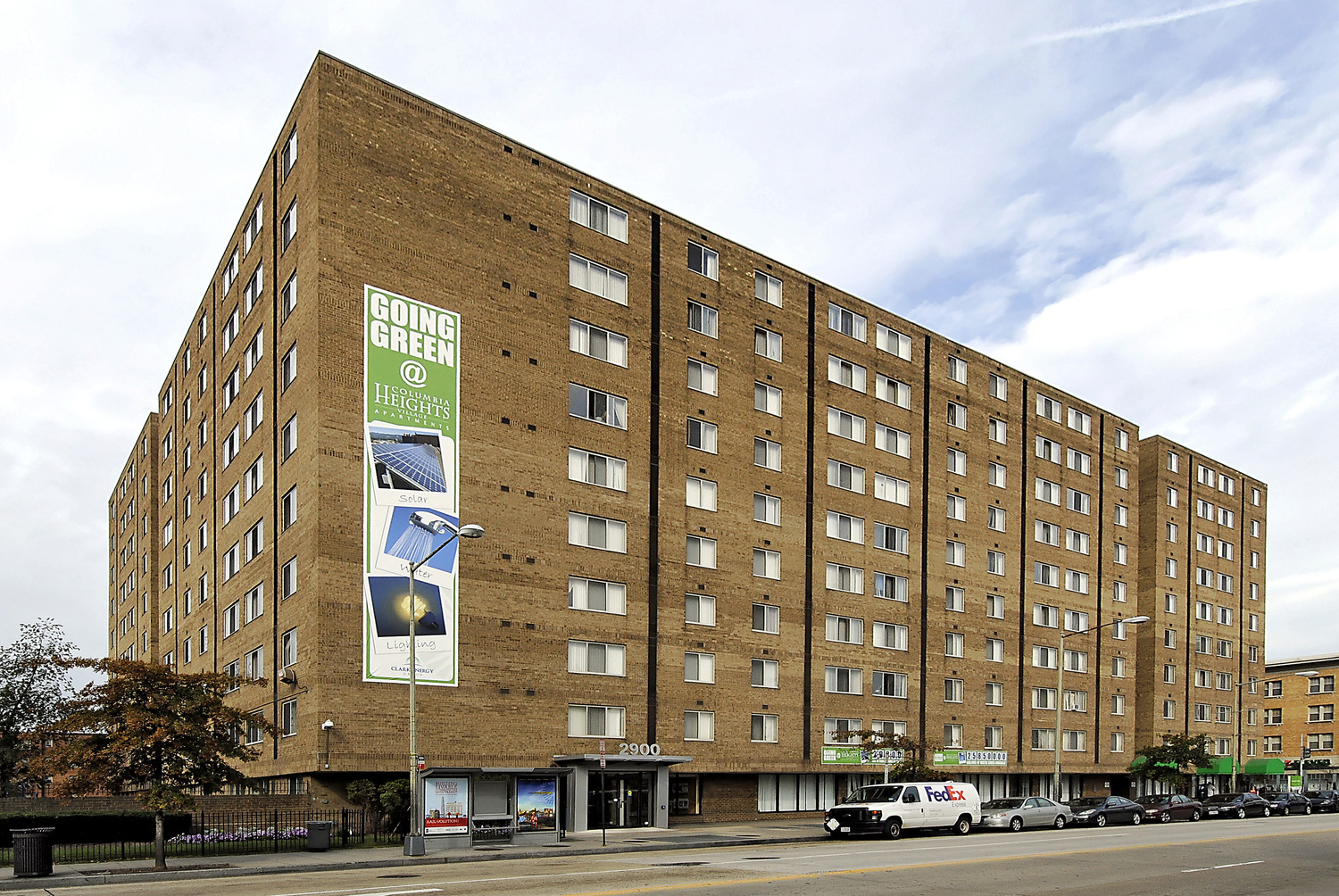 CBG builds Columbia Heights, a 406-Unit Tenant-In-Place Rehabilitation in Washington, DC - Image #1