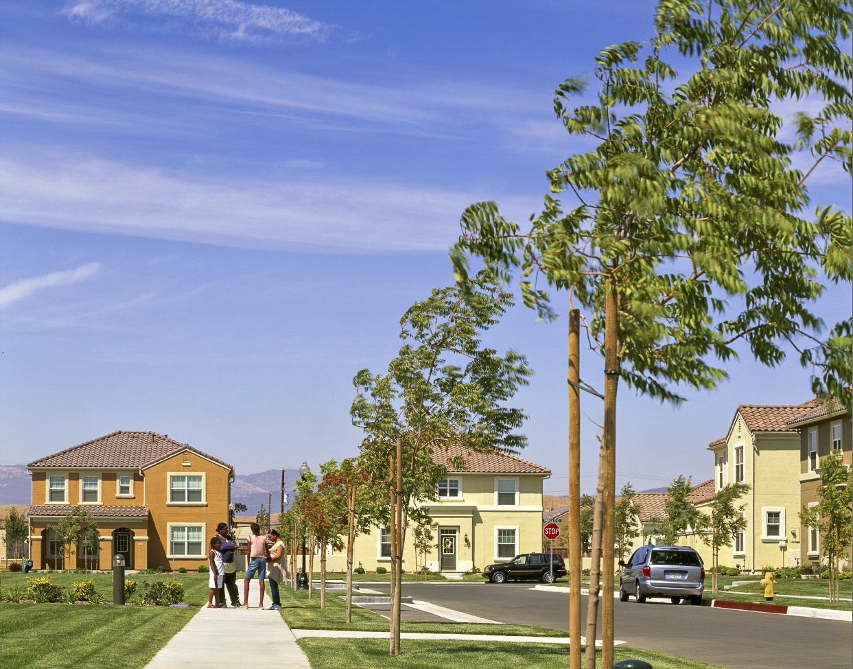 CBG builds The Village at Camp Parks, a 114 Single-Family Homes and Neighborhood Center in Dublin, CA - Image #3