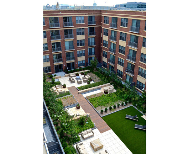 CBG builds 360° H Street, a 215-Unit LEED® Silver Mixed-Use Community with Grocery in Washington, DC - Image #2