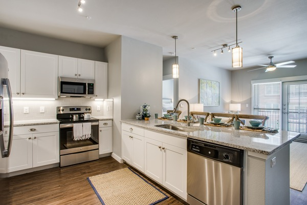 CBG builds Emerson Court, a 312-Unit Luxury Apartment Community with Amenities in Frisco, TX - Image #3