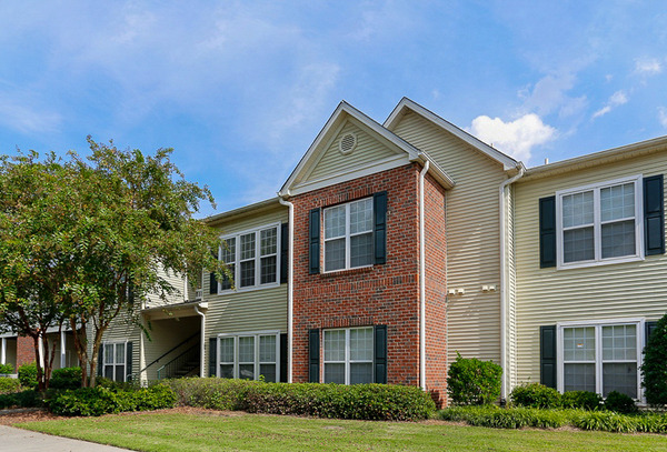 CBG builds Forest Oaks Phase I, a 160 Market-Rate Apartments in Rock Hill, SC - Image #1
