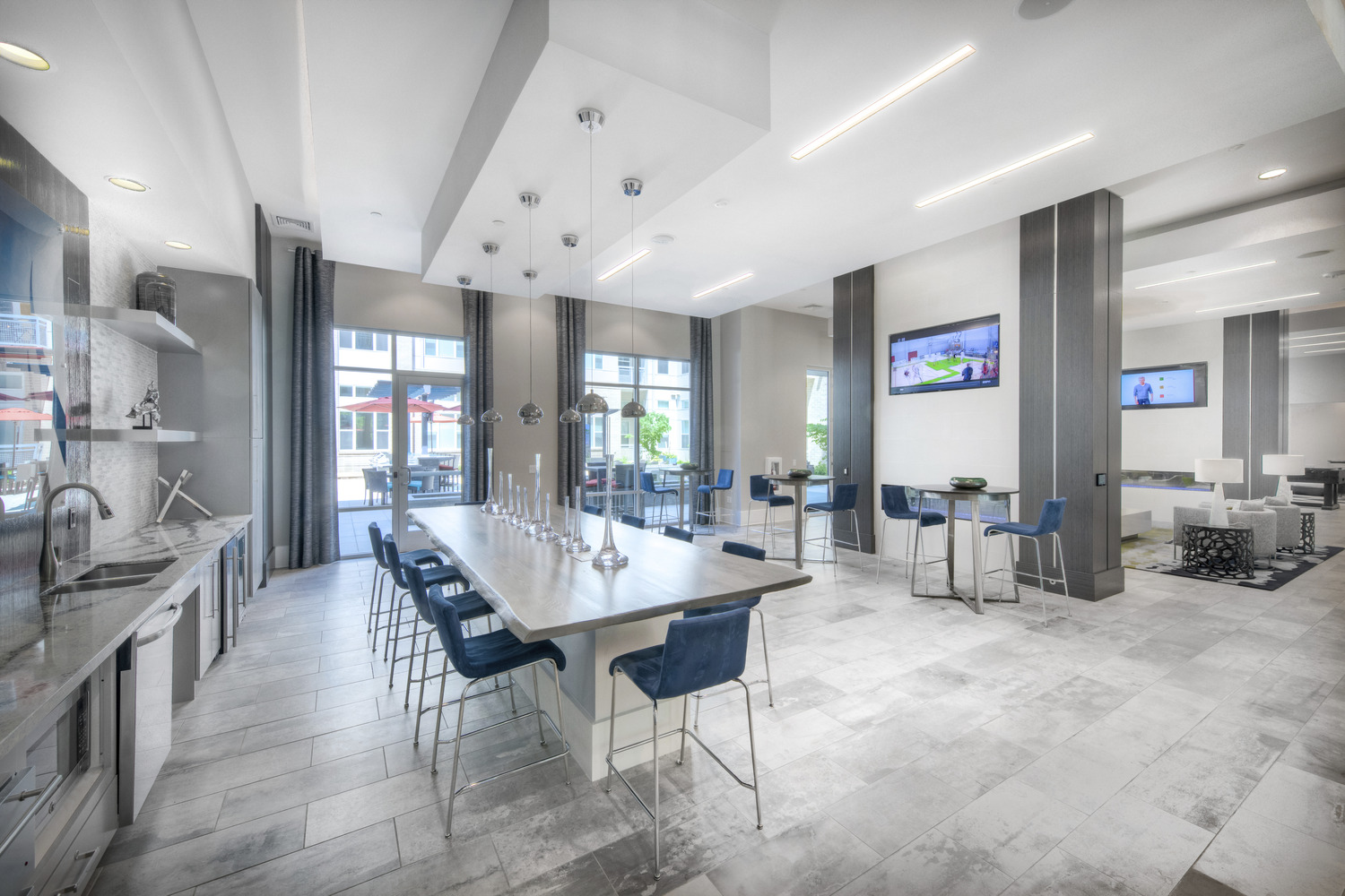 CBG builds Station on Silver, a 400-Unit Transit-Oriented Apartment Community with Parking and Amenities in Herndon, VA - Image #3