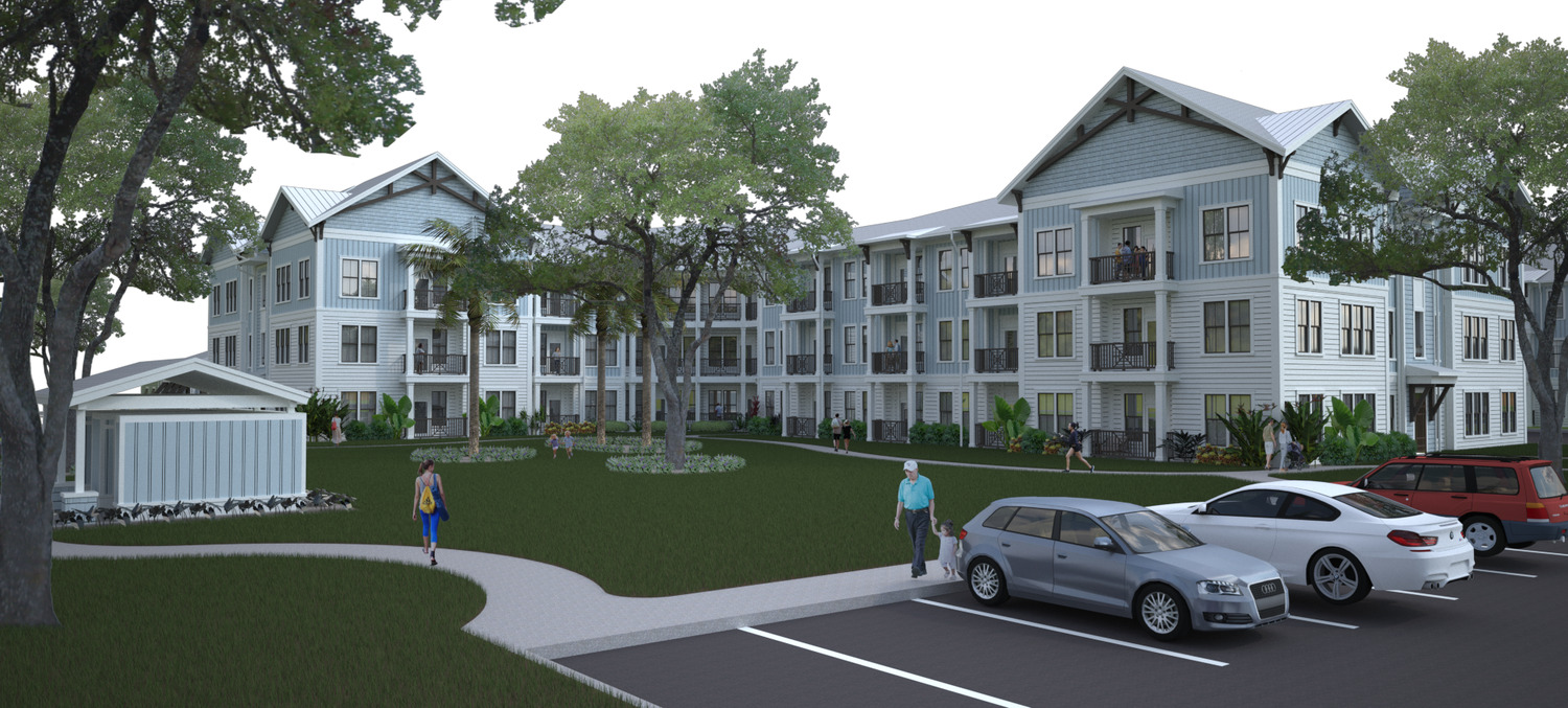 CBG builds Penler South Westshore, a 205-Unit Luxury Garden-Style Apartment Community in Tampa, FL - Image #3
