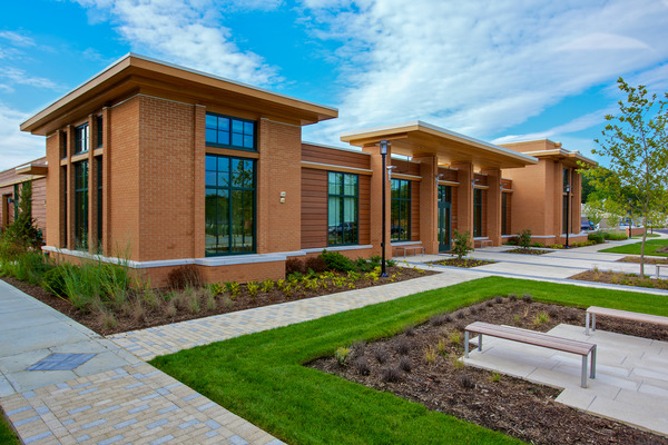 CBG builds Fort Belvoir Military Family Housing, a 2,211 Military Homes and Five Neighborhood Centers for the Army in Fort Belvoir, VA - Image #7
