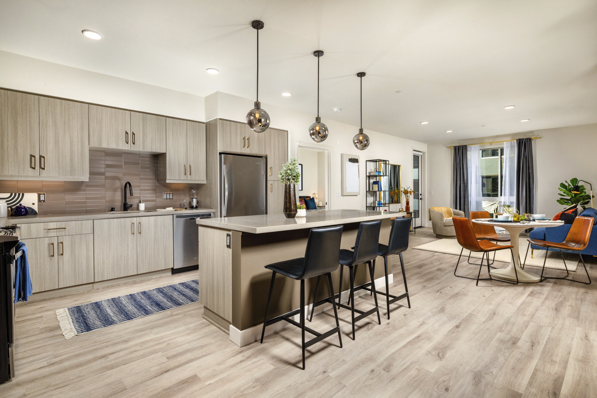 CBG builds Cameo, a 262-Unit Luxury Community with Rooftop and Amenities in Orange, CA - Image #10