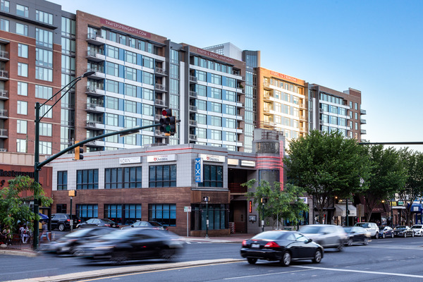 CBG builds Thayer & Spring, a 11-Story LEED® Silver Community with Retail and Below-Grade Parking in Silver Spring, MD - Image #3