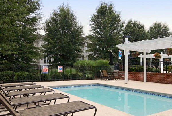 CBG builds Falls Creek Apartments Phase I, a 238-Unit Complex with 112 Apartments in Raleigh, NC - Image #4