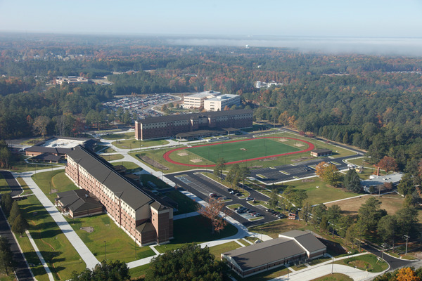 CBG builds Fort Lee AIT Barracks, a 600-Unit Advanced Individual Training Facility and Residential Complex in Fort Lee, VA - Image #2