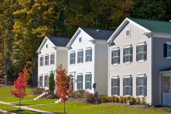 CBG builds Marine Corps Base Quantico Family Housing, a 1,134 Military Homes for the Marine Corps in Quantico, VA - Image #2