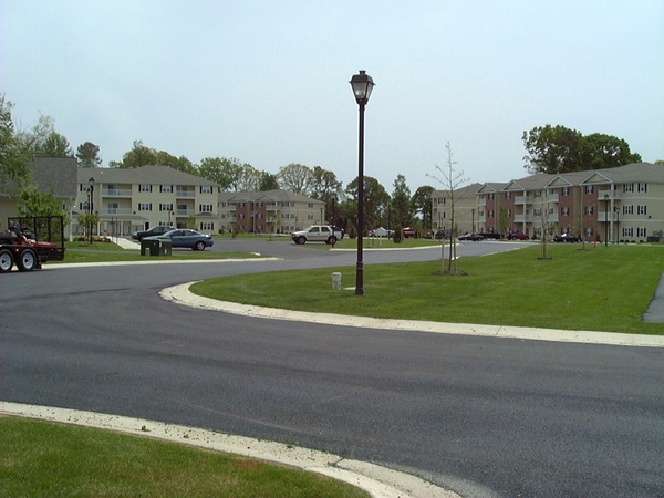 CBG builds Mill Pond Village Phase I, a 240 Market-Rate Apartments in Salisbury, MD - Image #6