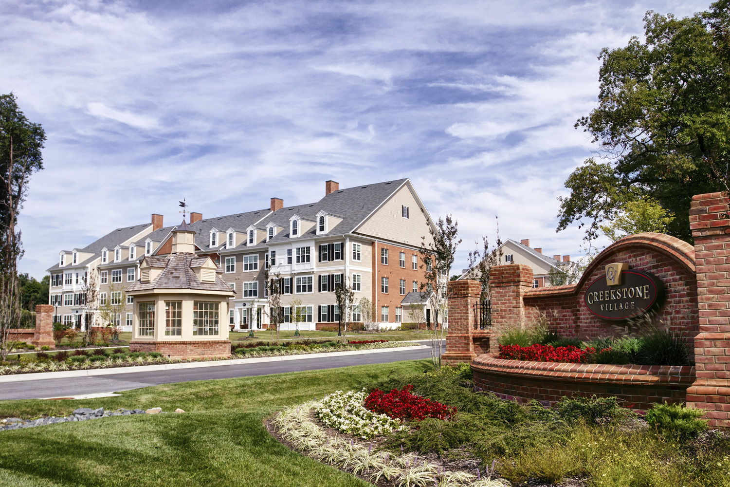CBG builds Creekstone Village Apartments Phase II, a 156 Garden-Style Apartments and Townhomes with Recreation Center in Pasadena, MD - Image #1
