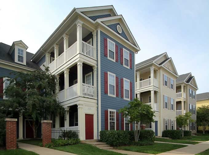 CBG builds Avalon Russett, a 238 Class A Apartments and Townhomes in Laurel, MD - Image #1