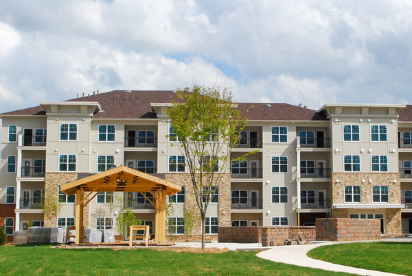 CBG builds Paragon at Columbia Overlook, a 320 Market-Rate Apartment Homes in Elkridge, MD - Image #1