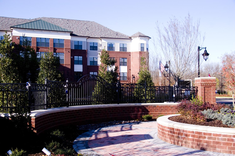 CBG builds The Metropolitan at Lorton Station, a 251 Market-Rate Apartments in Lorton, VA - Image #2