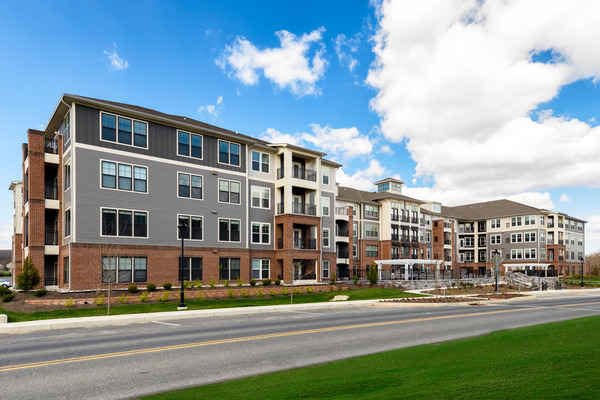 CBG builds J Creekside at Exton, a 291-Unit Luxury Community Across Four Buildings in Exton, PA - Image #3