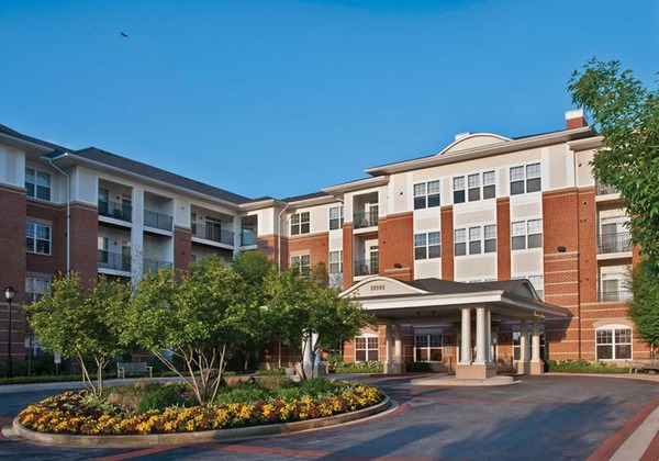 CBG builds The Evergreens at Columbia Town Center, a 156 Senior Apartment Homes in Columbia, MD - Image #1