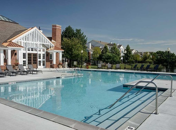 CBG builds Southwest Crossing, a 440 Class A Apartments in Naperville, IL - Image #2