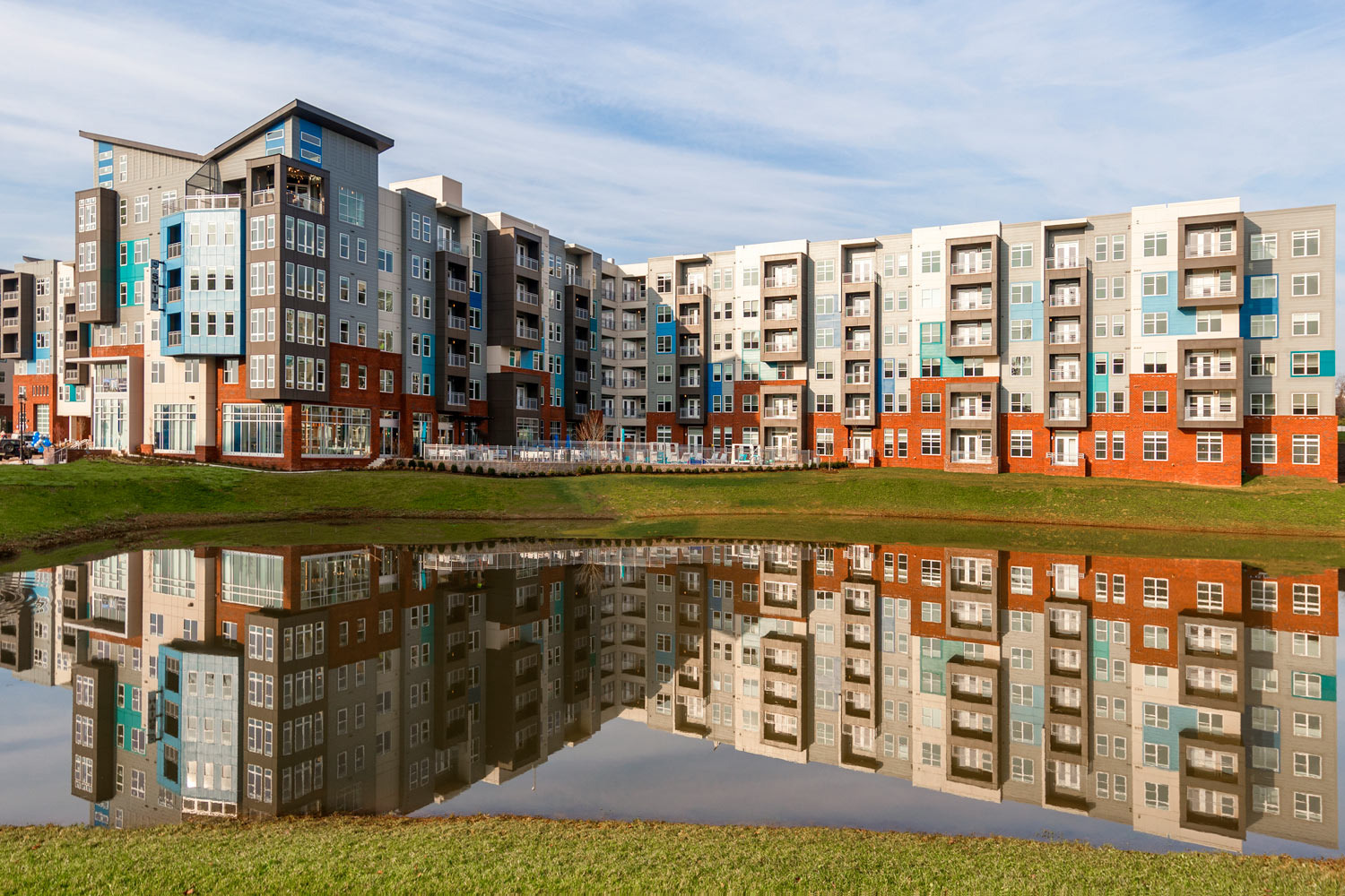 CBG builds The Smith, a Six-Story, 320-Unit Luxury Apartment Community with Amenities in King of Prussia, PA