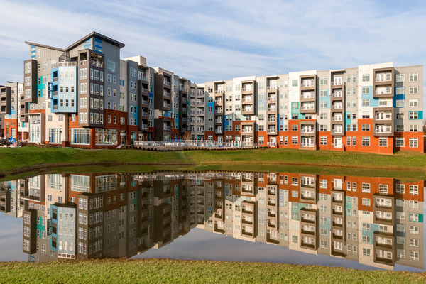 CBG builds The Smith, a Six-Story, 320-Unit Luxury Apartment Community with Amenities in King of Prussia, PA - Image #1