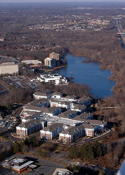 CBG builds Columbia Town Center, a 531 Class A Apartments with Pre-cast Garage in Columbia, MD - Image #3