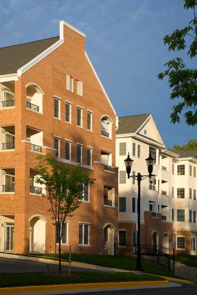CBG builds The Woodlands, a 110-Unit Luxury Senior Living Campus in Fairfax, VA - Image #9