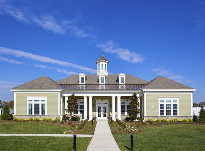 CBG builds Liberty Park at Joint Base Andrews, a 201 New and 162 Renovated Homes for Military Families in the Air Force in Andrews AFB, MD - Image #5
