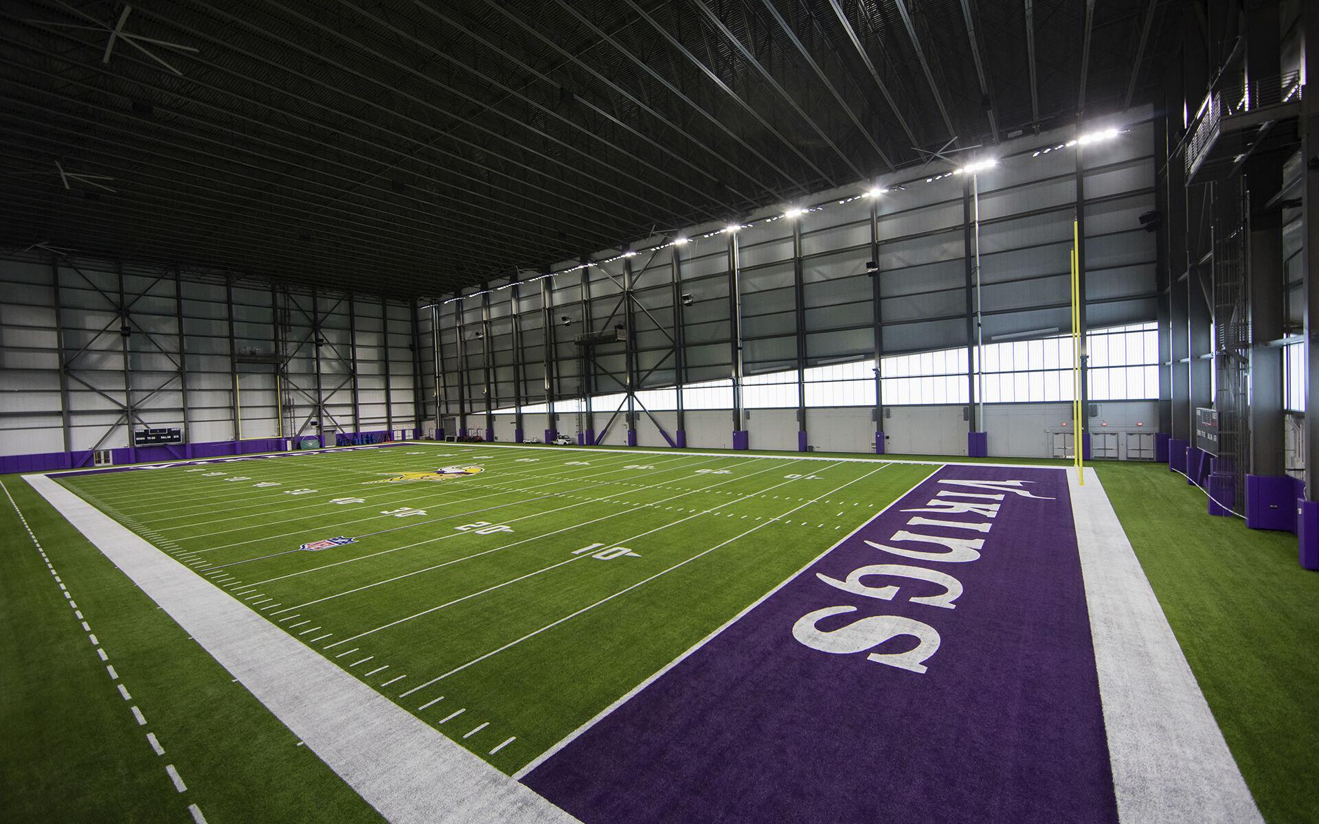 Twin Cities Orthopedics Performance Center - Minnesota Vikings