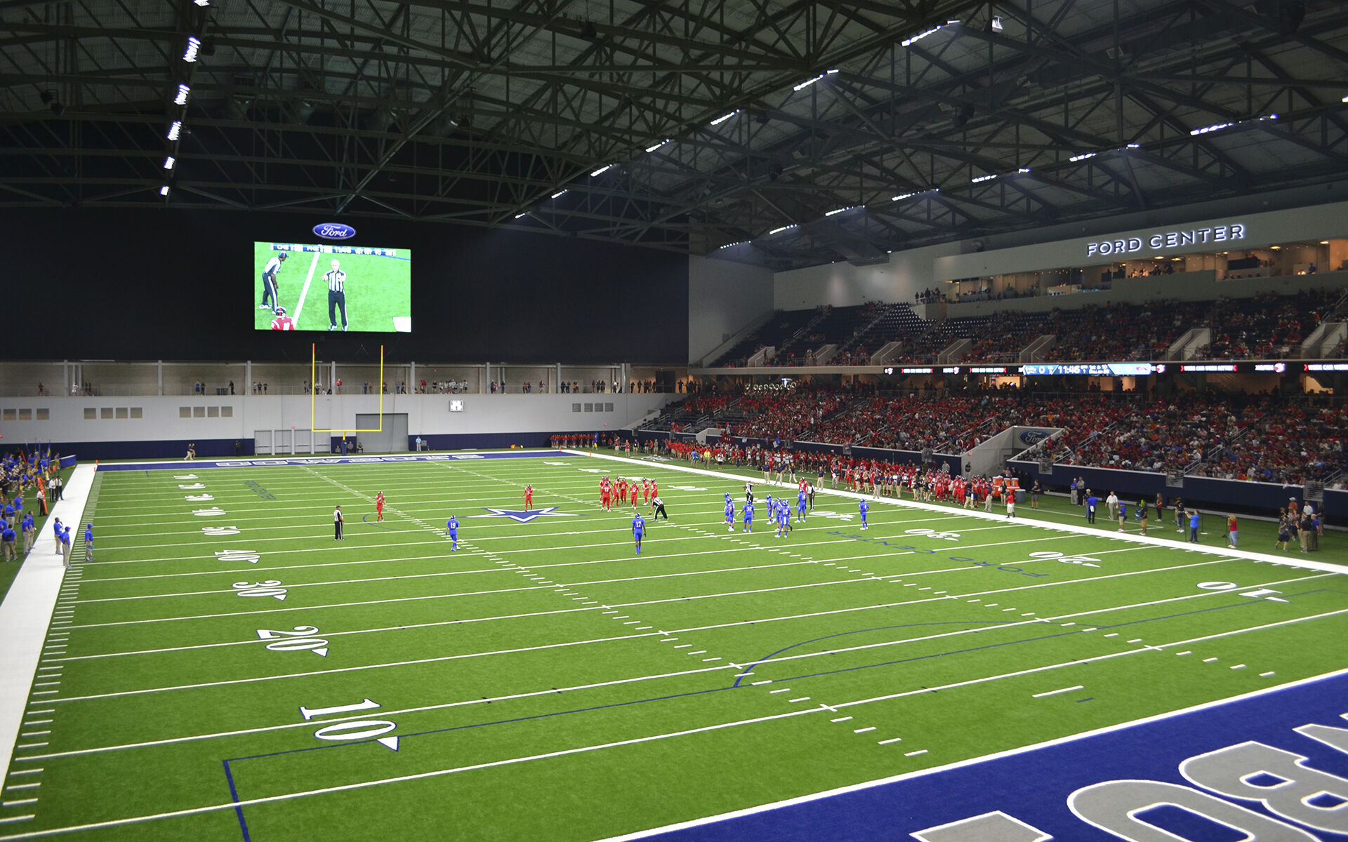 One Cowboys Way - The Star in Frisco