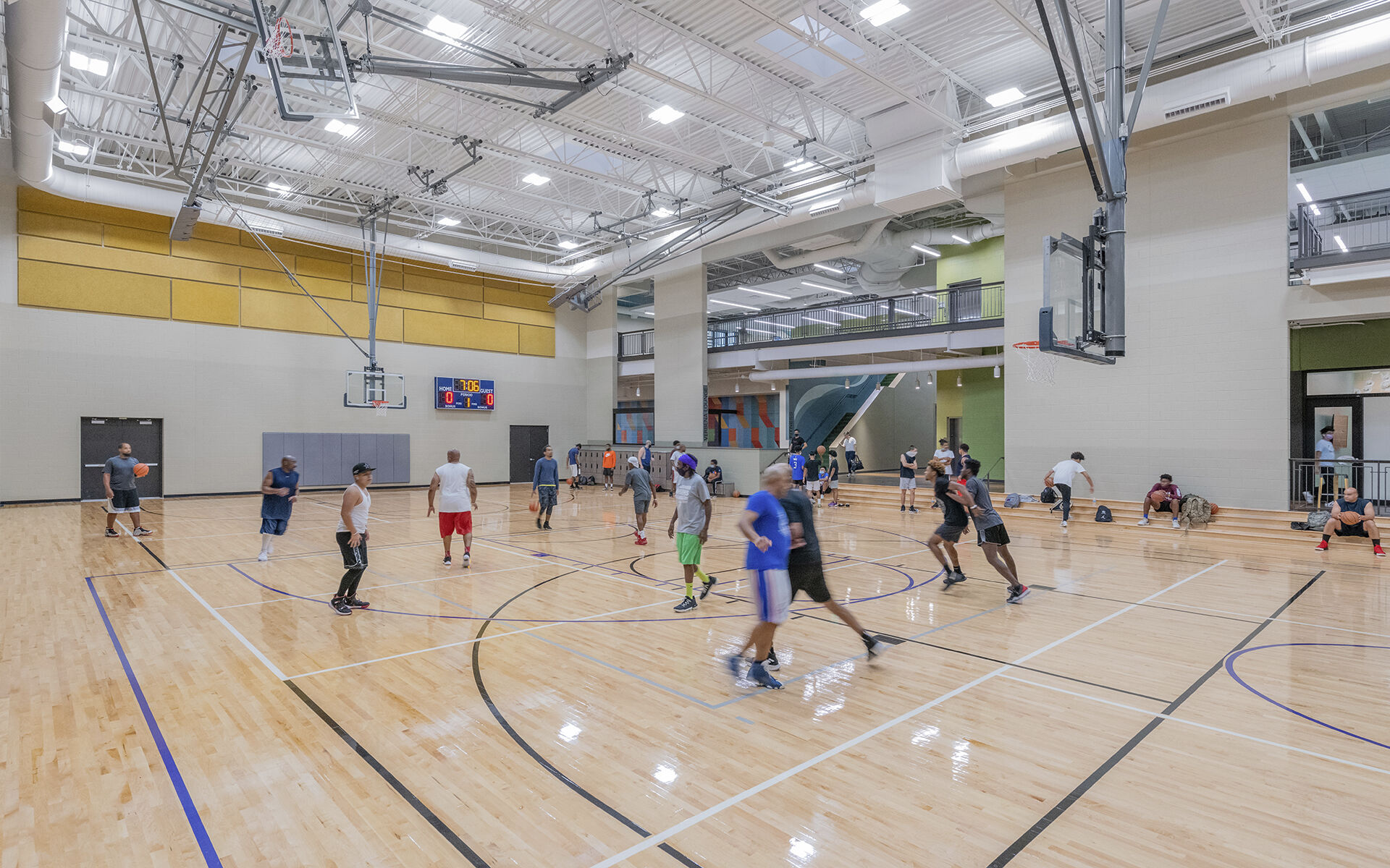 THRIVE — Multigenerational Center - City of Lewisville