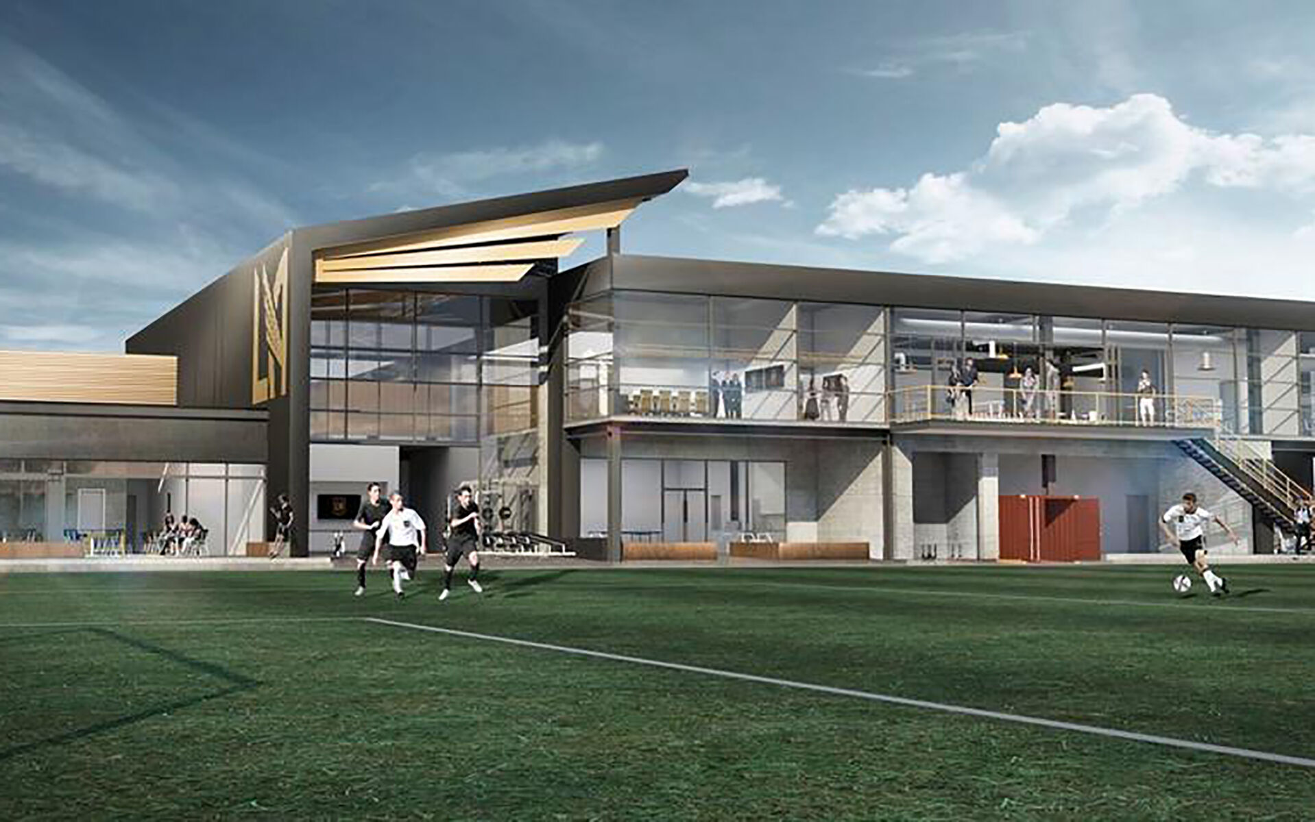 Performance Center - Los Angeles FC