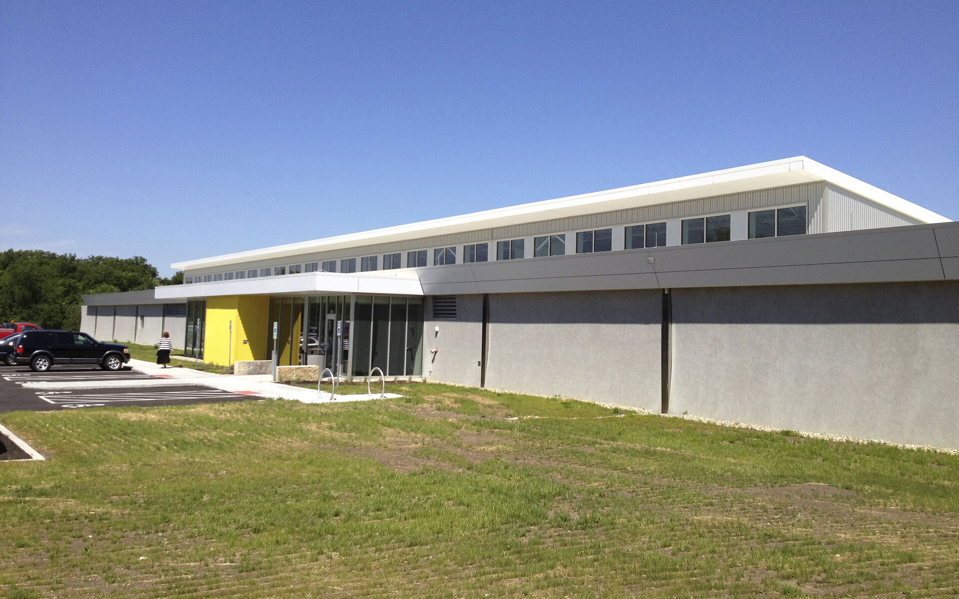 Public Works & Maintenance Facility