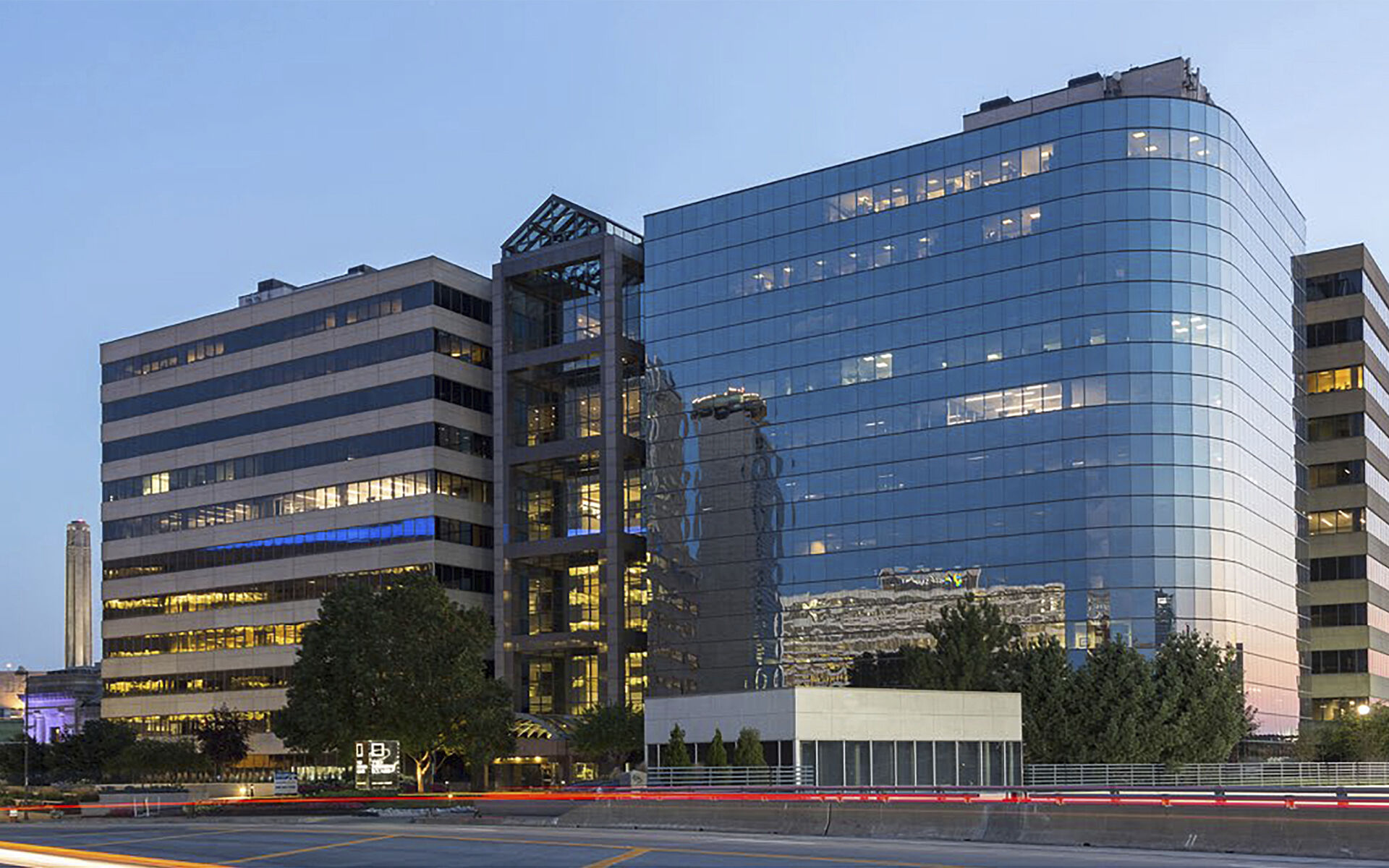 Turnkey Building Systems Upgrades - Two Pershing Square