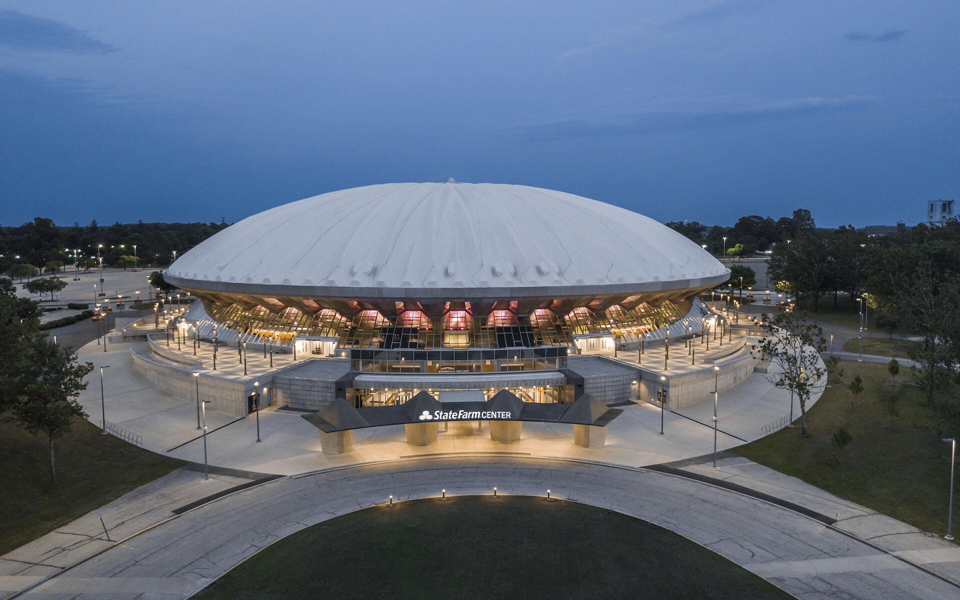 State Farm Center - University of Illinois