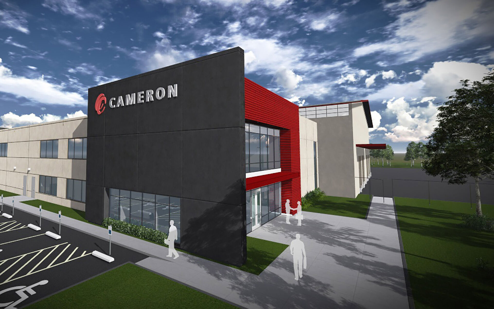 Cameron International Warehouse