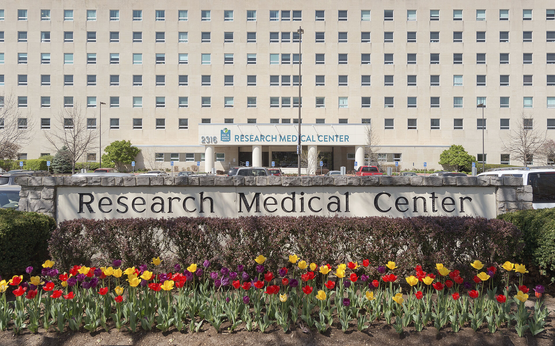 Fire Alarm Replacement - Research Medical Center