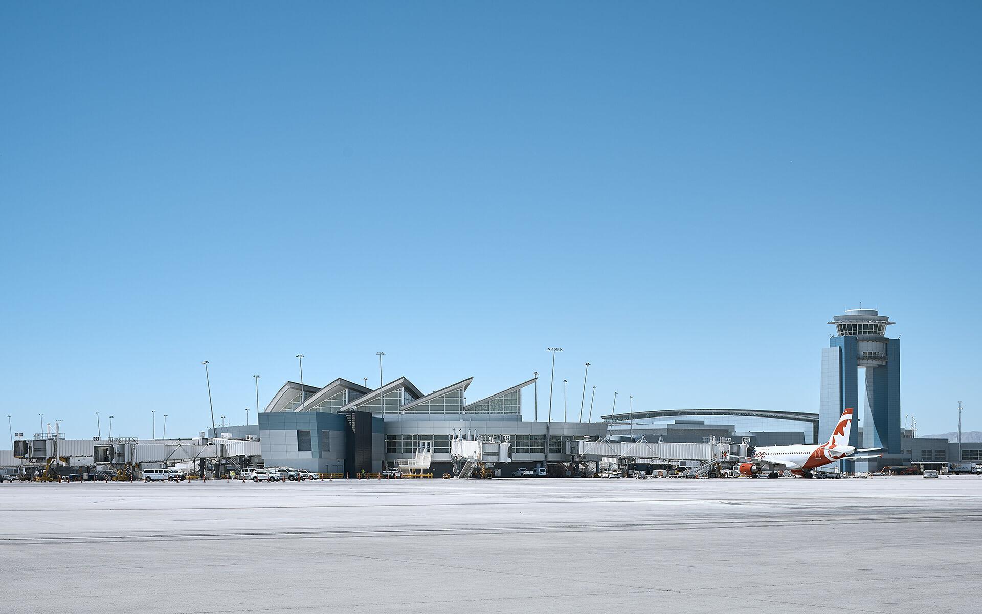 Gate Expansion - LAS | McCarran International Airport