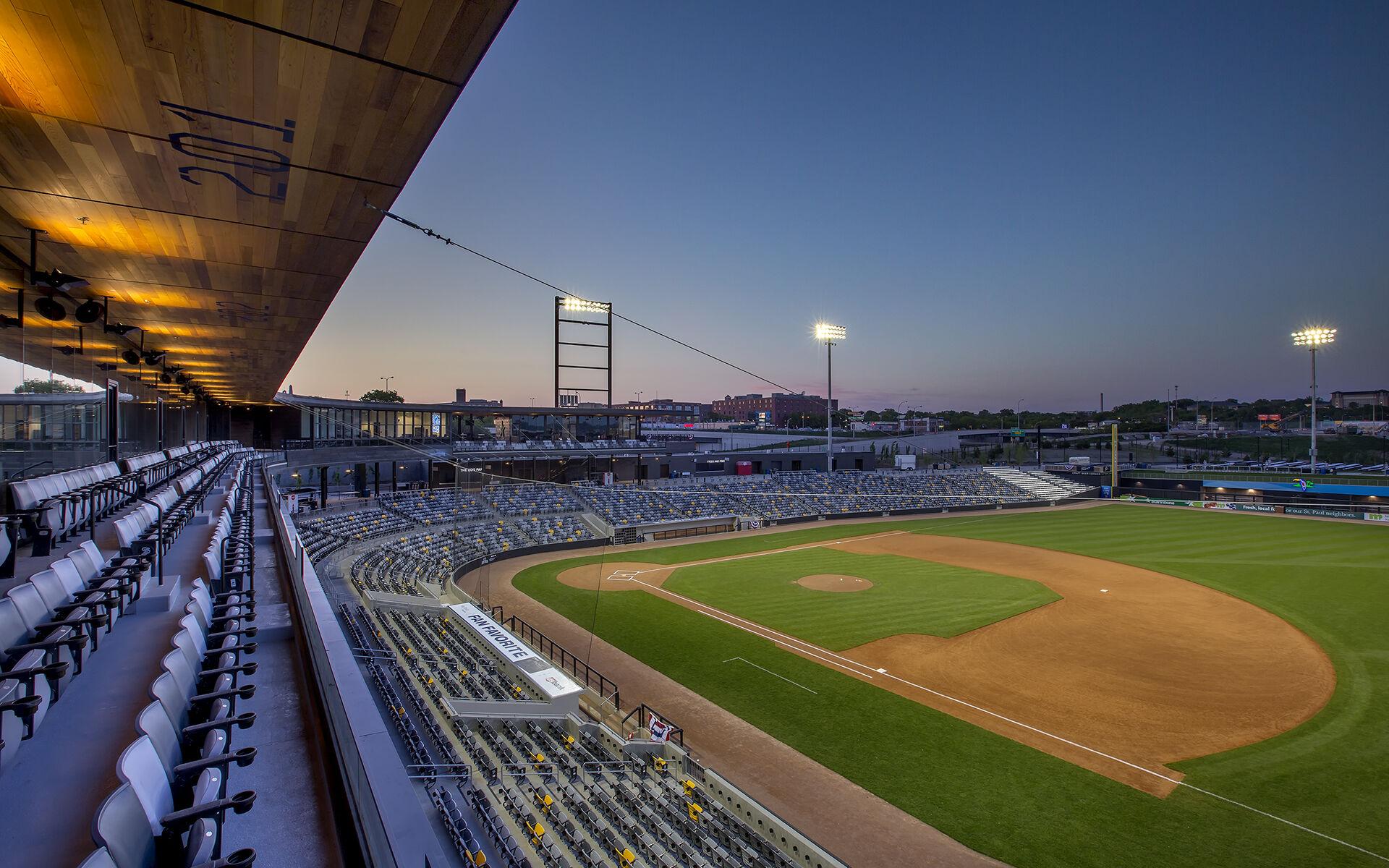 CHS Field  - St. Paul Saints