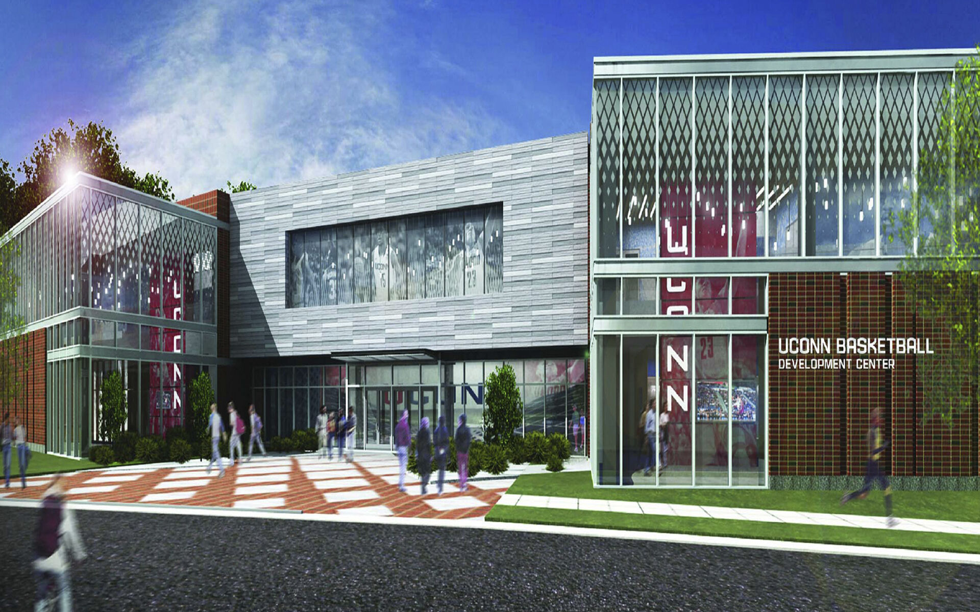 Werth Family UConn Basketball Champions Center - University of Connecticut