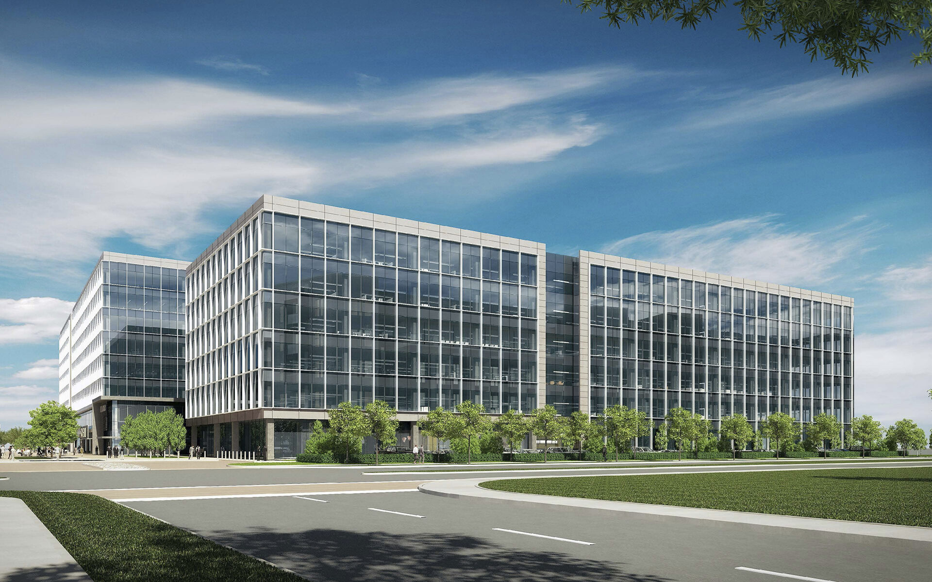 JP Morgan Chase at Legacy West