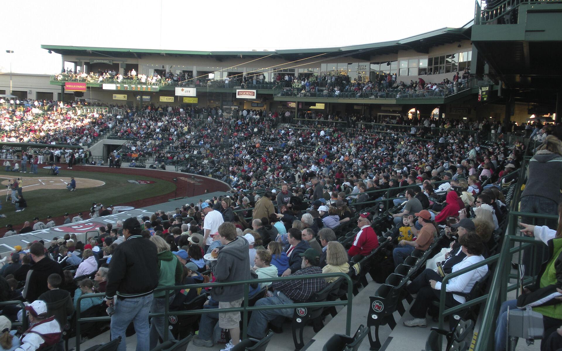 Parkview Field - Fort Wayne TinCaps