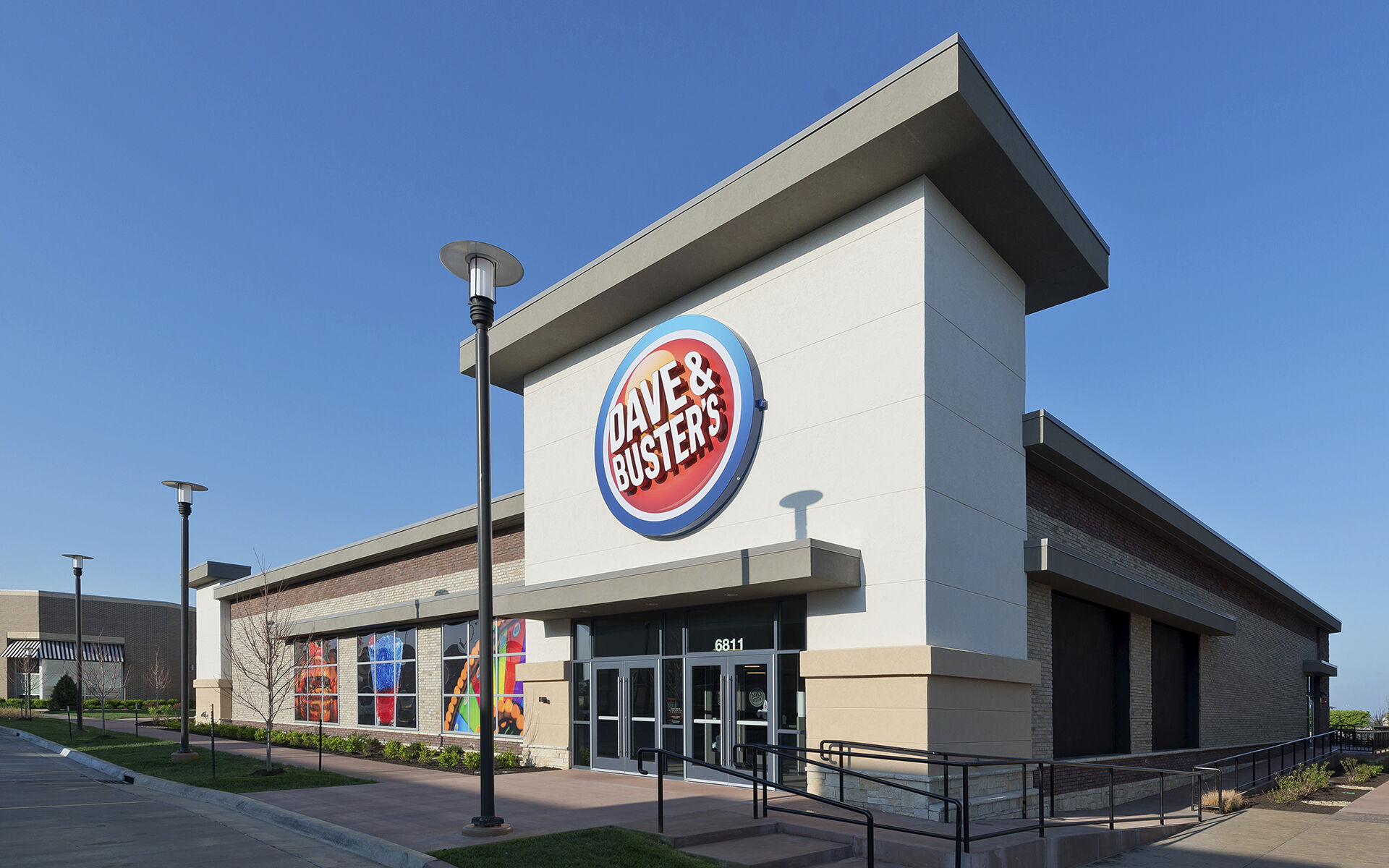 Dave & Buster's Expansion