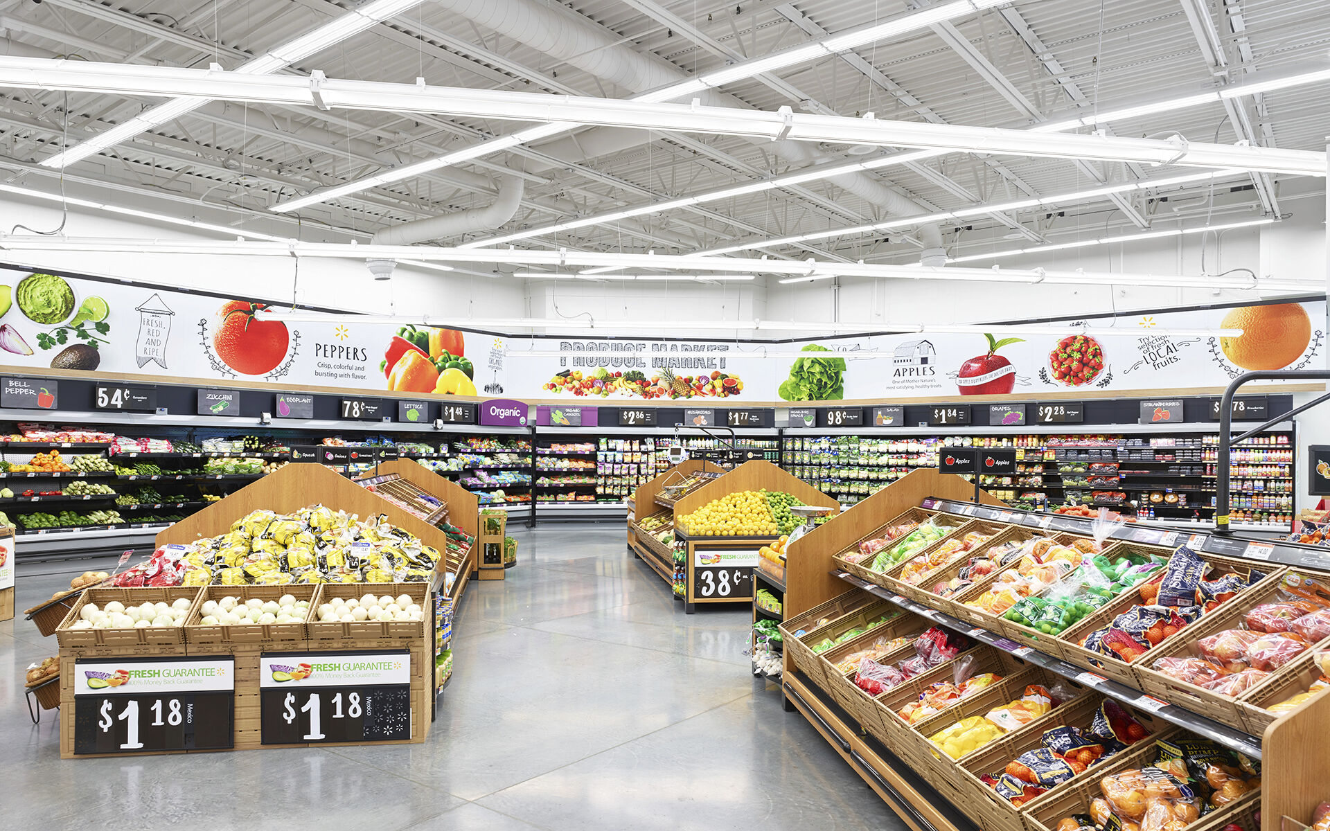 Walmart Neighborhood Markets